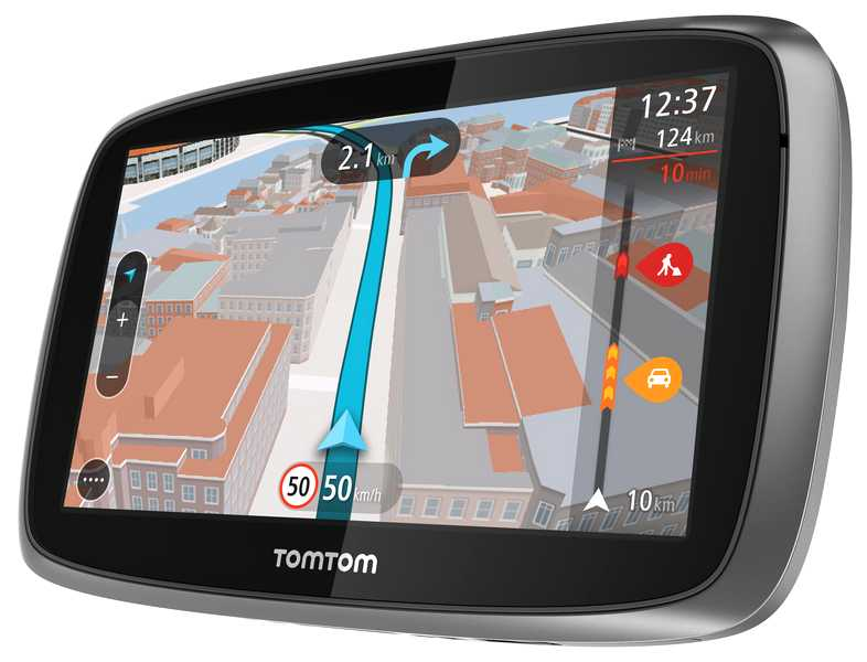 Photo of TomTom navigatori serie GO 5000 e 6000