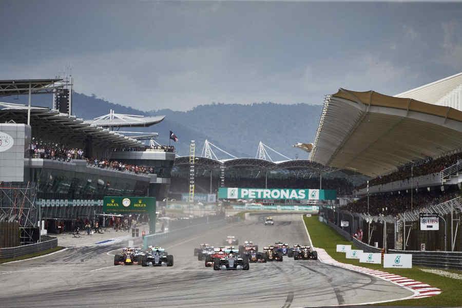 Photo of F1 2016 Gp Malesia Orari Tv F1