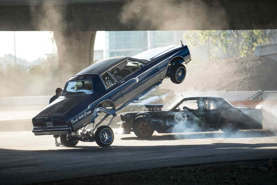 Photo of Ken Block's GYMKHANA SEVEN: WILD IN THE STREETS OF LOS ANGELES