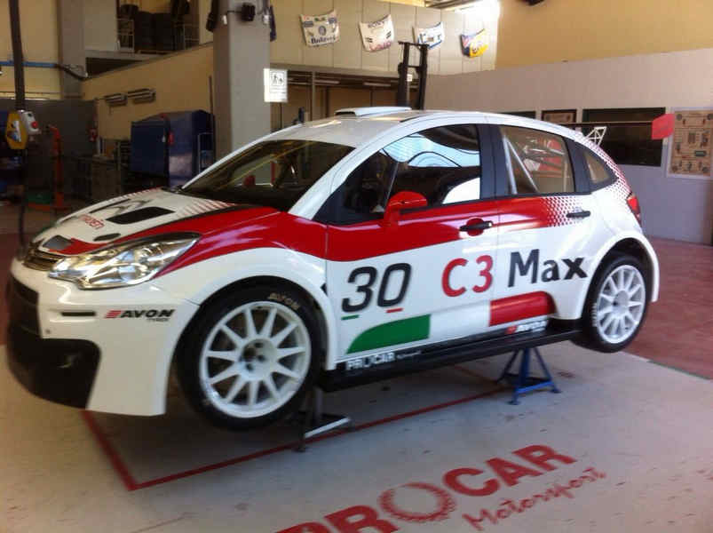 Photo of Citroën C3 Max 230 cv debutto in pista