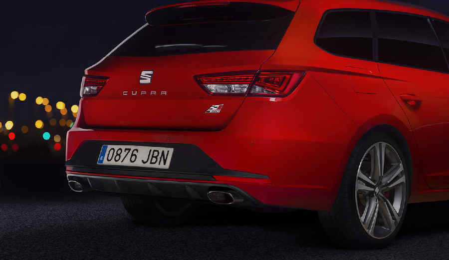 Photo of Seat Leon Cupra St 265/280 – Dettagli