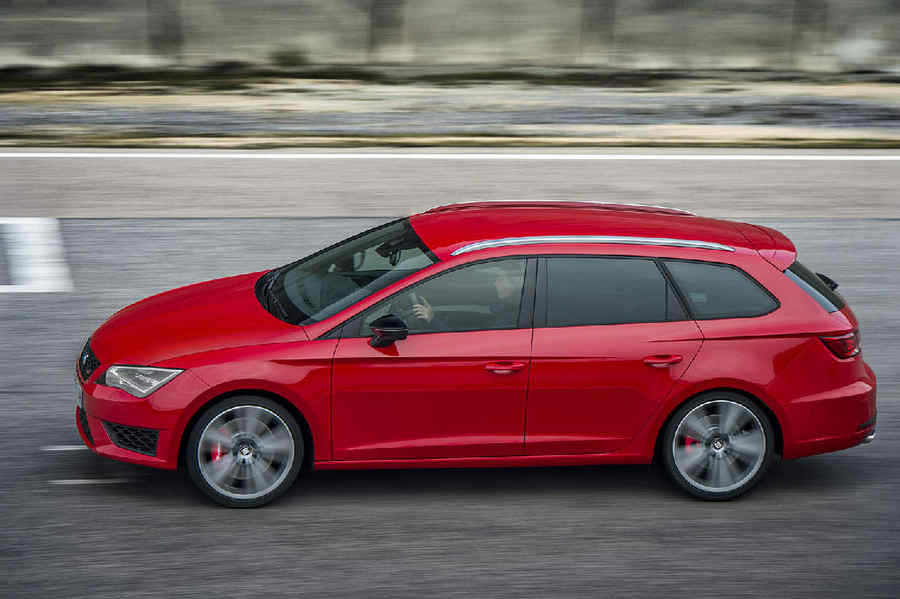 Photo of Seat Leon Cupra St 265/280 – Movimenti