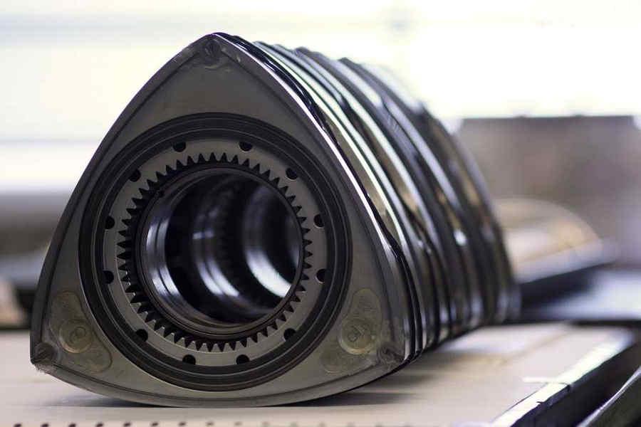 Motore rotativo wankel