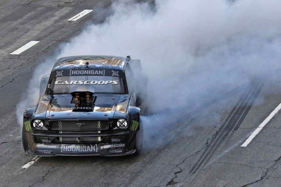 Photo of Ford Mustang Hoonicorn RTR