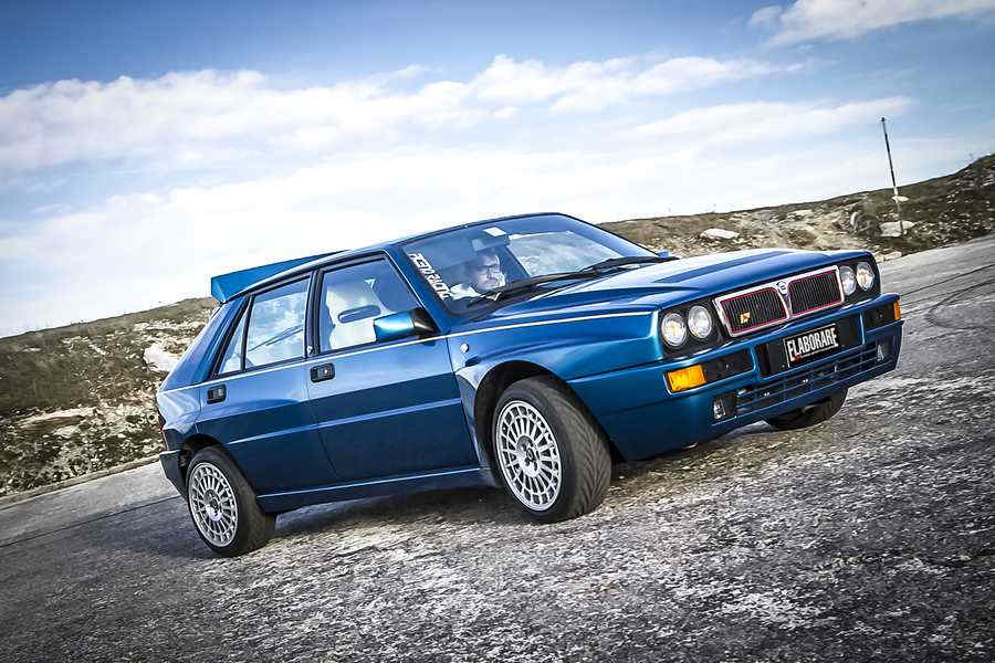 Photo of Lancia Delta Integrale FOTO
