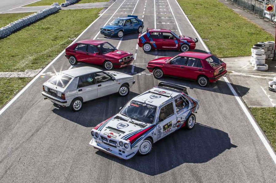 Photo of Lancia Delta S4, 4WD, Integrale 8V_16V, HF Evo_Evo2