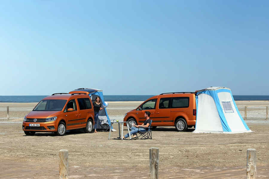 Photo of VW Salone del Camper 2015