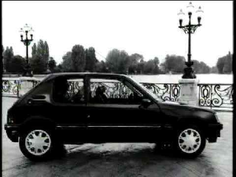 Photo of Peugeot 205 Gentry spot