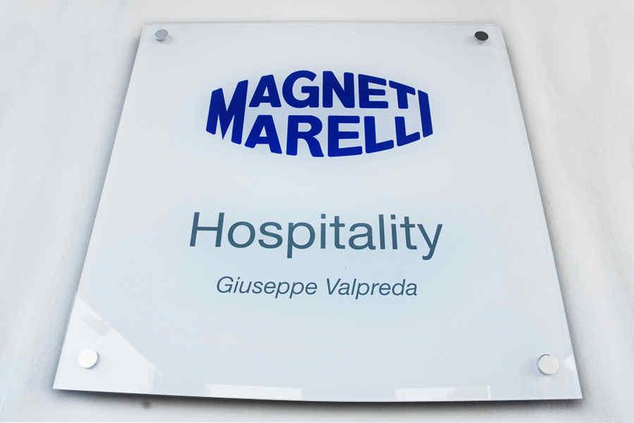 Photo of F1 Gp Italia Hospitality MAGNETI MARELLI