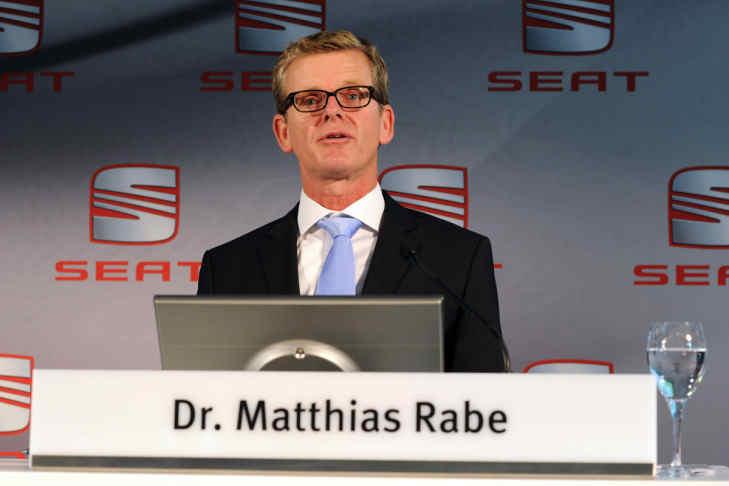 Matthias Rabe Seat