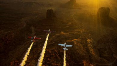 Photo of RED BULL AIR RACE MONUMENT VALLEY