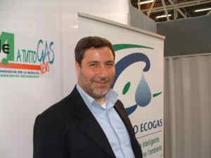 Alessandro Tramontano -presidente-consorzio-ecogas