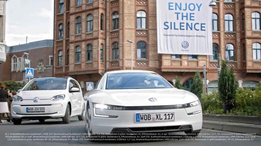Photo of e-mobility – Enjoy The Silence
