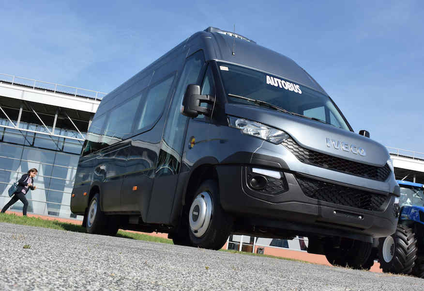 Photo of NUOVO IVECO BUS DAILY ELETTRICO 100%