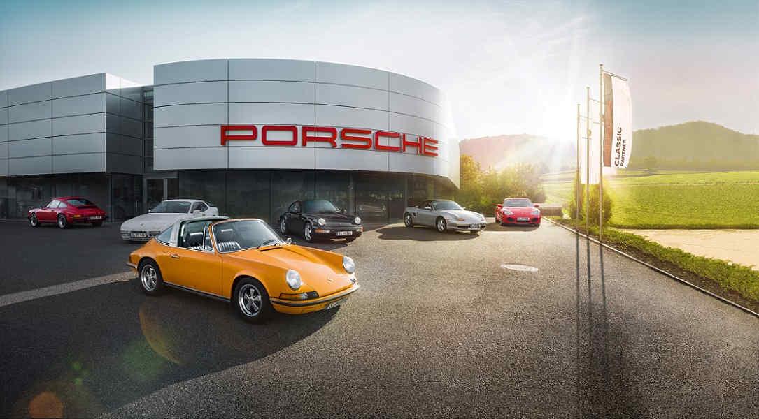 Photo of Porsche, dipendenti sotto inchiesta per sospetta corruzione