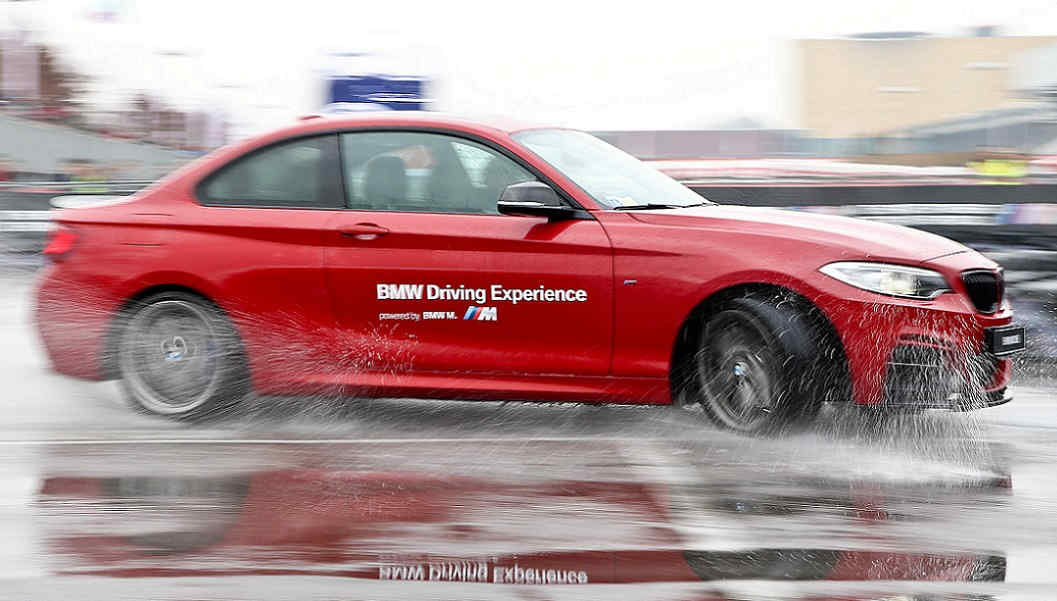 Photo of DRIFTING BMW ALL'EICMA 2015