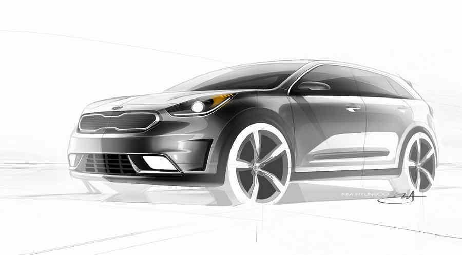 Photo of KIA NIRO HYBRID PRIME IMMAGINI