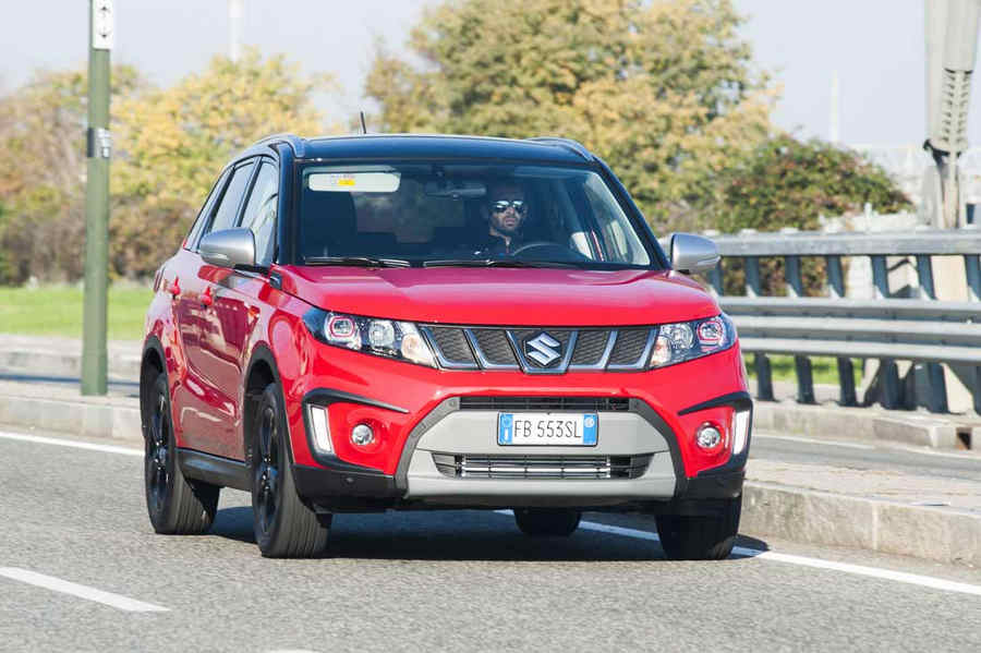 Photo of NUOVO SUZUKI VITARA S – PRIMO CONTATTO