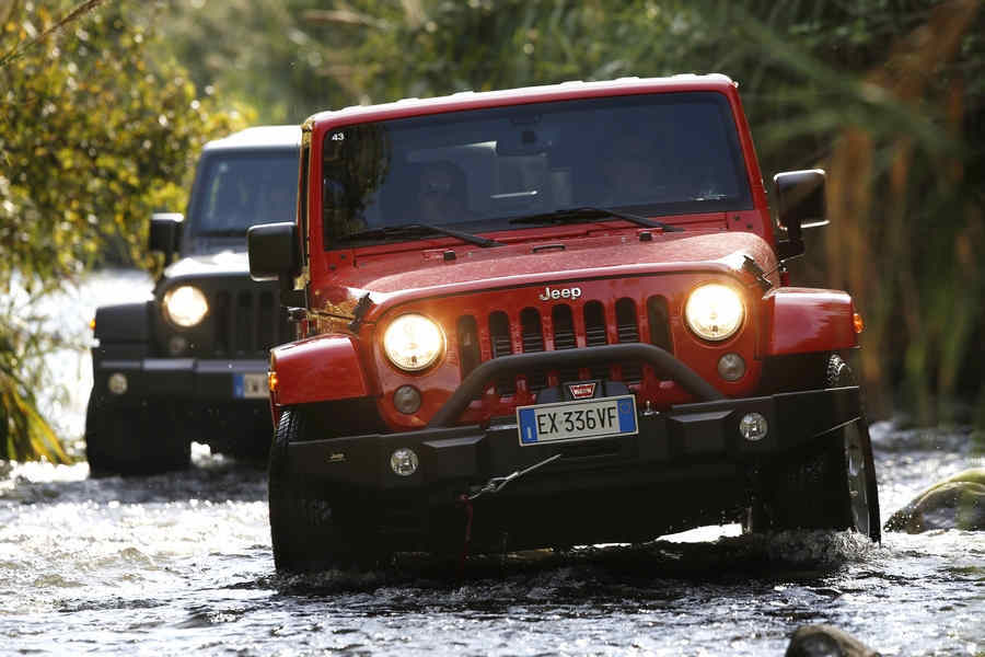 Photo of JEEP EXPERIENCE DAY