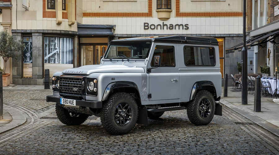 Photo of LAND ROVER DEFENDER 2.0 ALL'ASTA