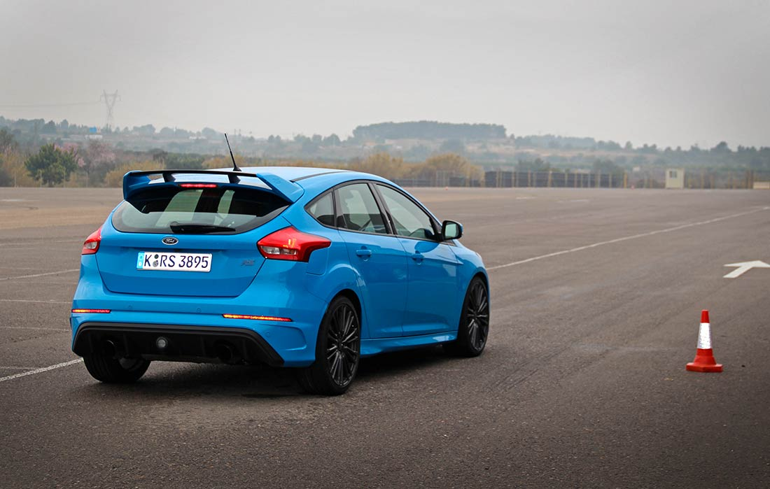 Photo of LAUNCH CONTROL TEST SU FOCUS FORD RS 2016