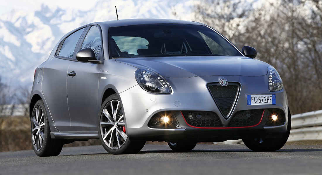Photo of NUOVA Alfa Romeo Giulietta