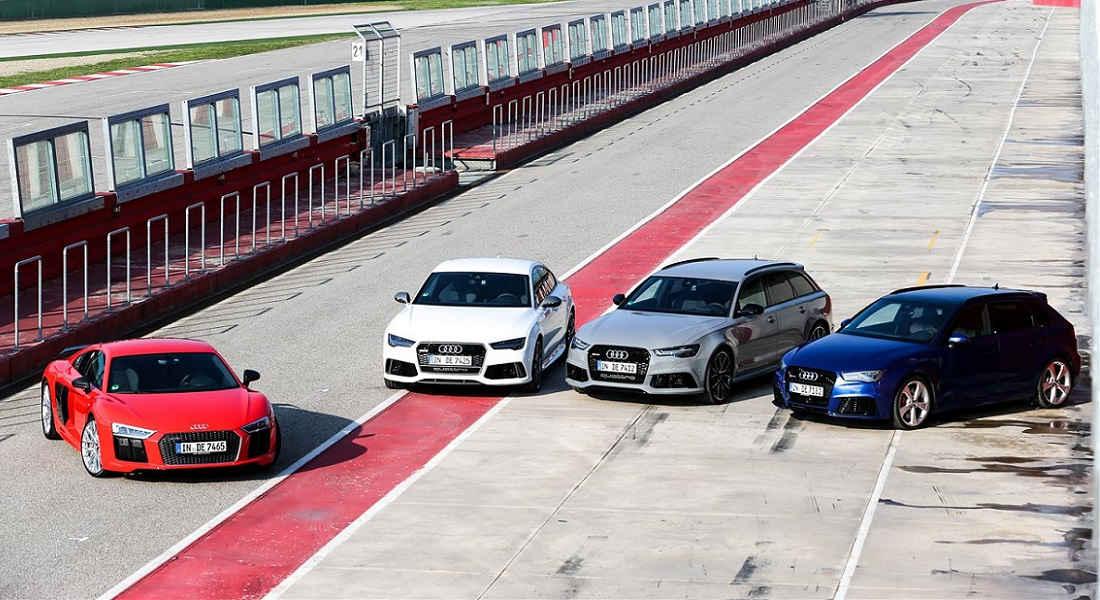 Photo of Audi Sport Gamma R e Rs