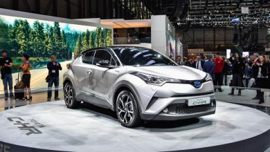 Photo of Nuovo Toyota C-Hr In Concessionaria