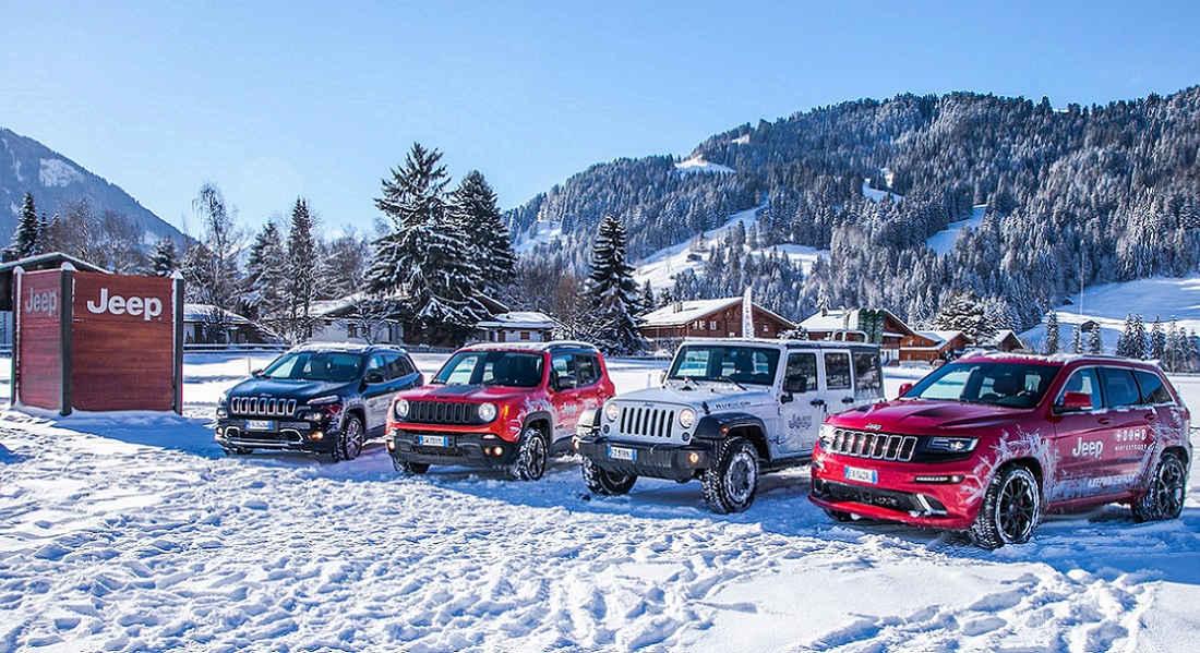 Photo of Jeep Winterproof Tour Invernale