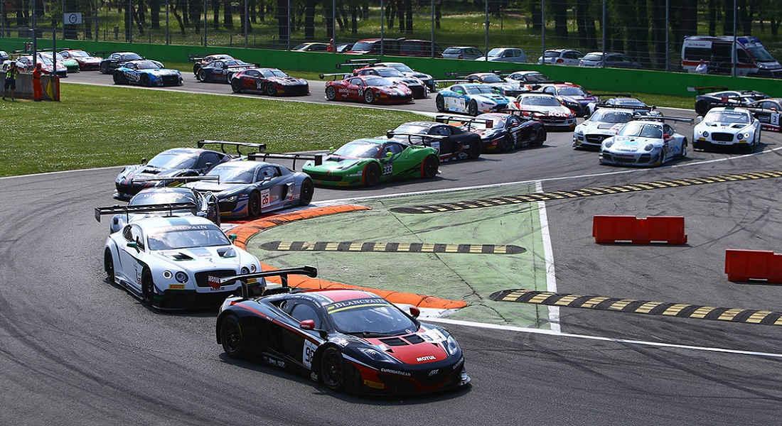 Photo of Monza Weekend Blancpain