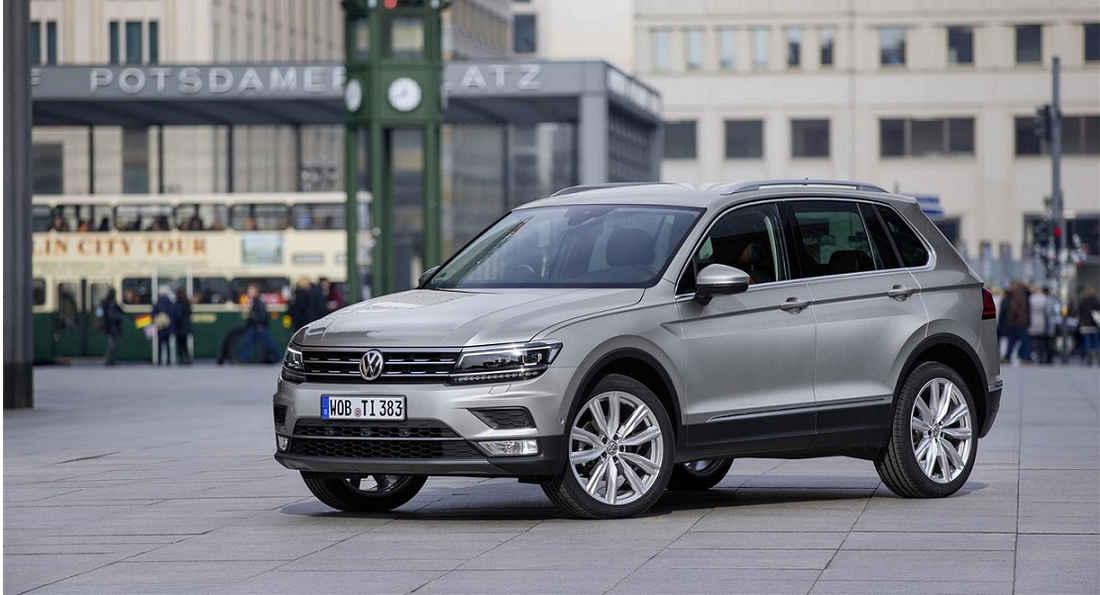 Photo of Nuova Volkswagen Tiguan