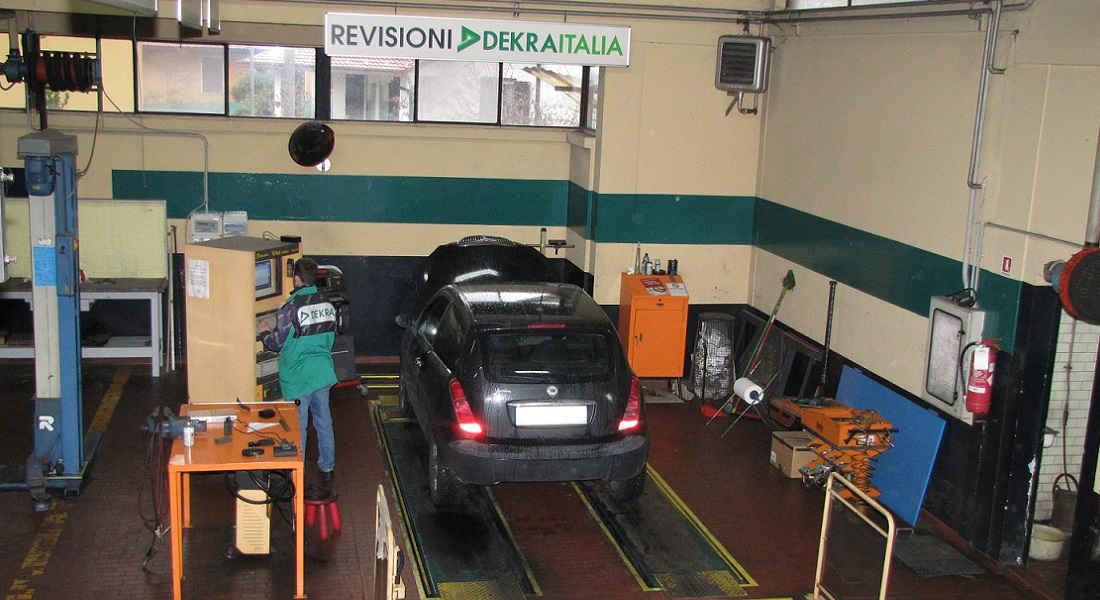 Photo of Revisioni Auto La Spesa 2015
