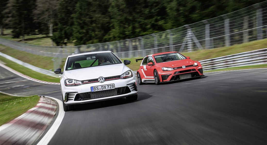 Photo of Golf Gti Clubsport S Record Nürburgring