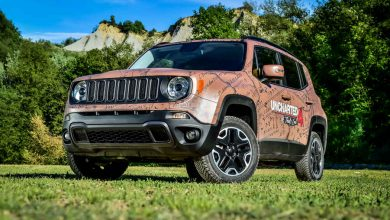 Photo of Jeep Renegade Uncharted Edition Garage Italia