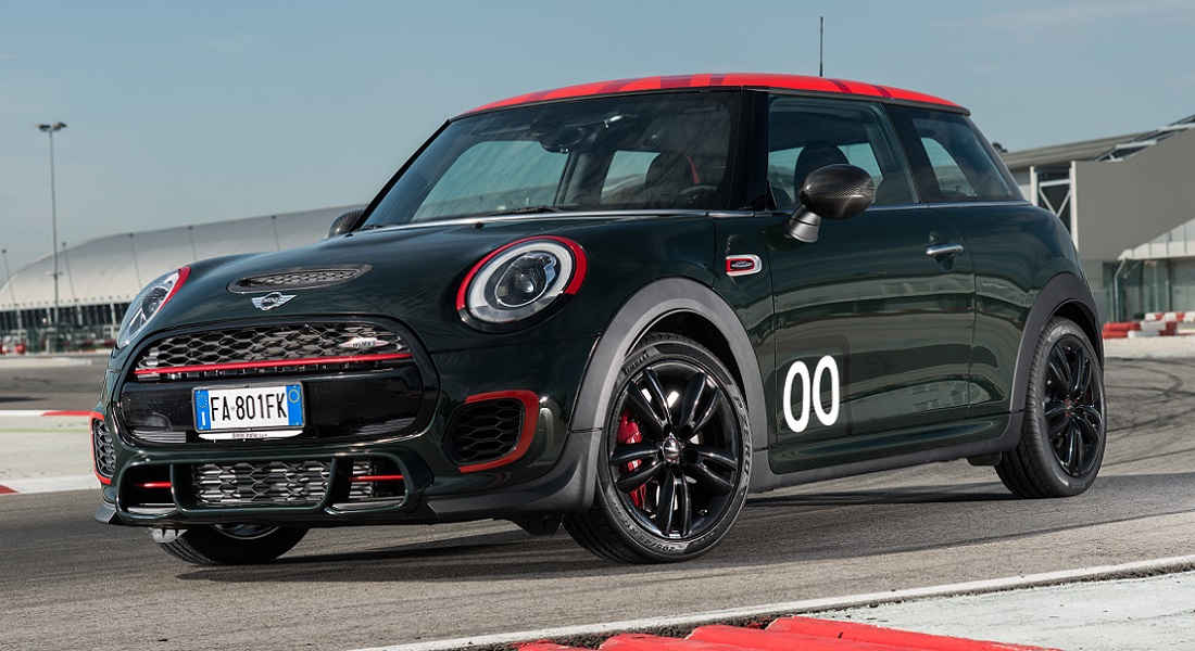 Photo of Mini John Cooper Works Challenge Edition
