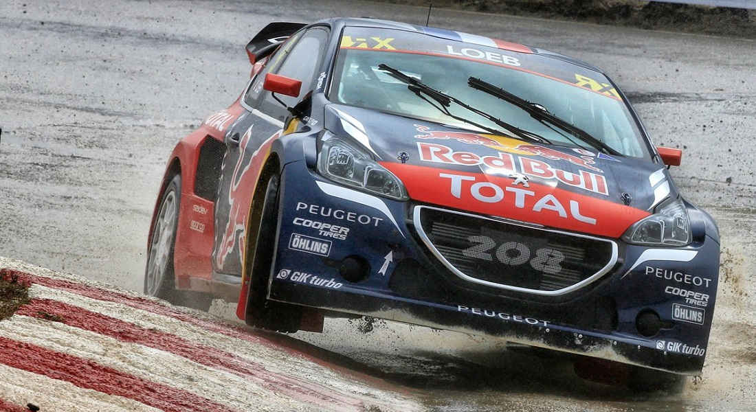 Photo of Rallycross Ad Hockenheim Insieme al Dtm