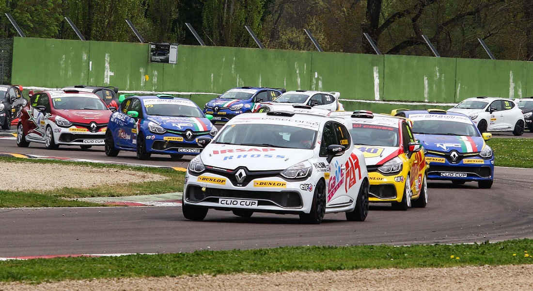 Photo of Renault Clio Cup Misano