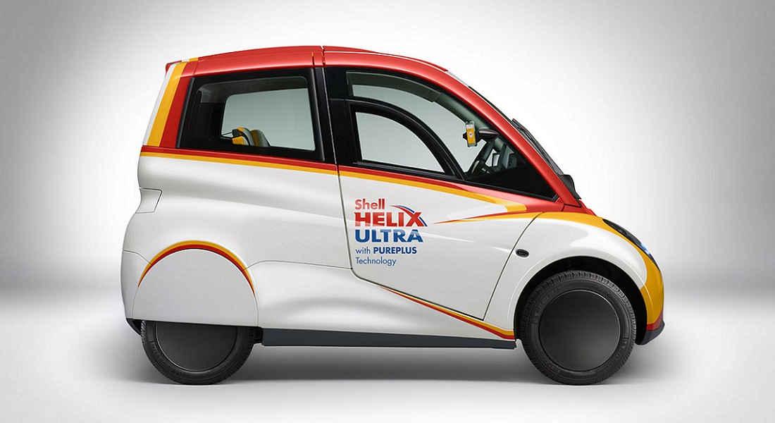 Photo of L'auto di Shell Che Consuma Poco