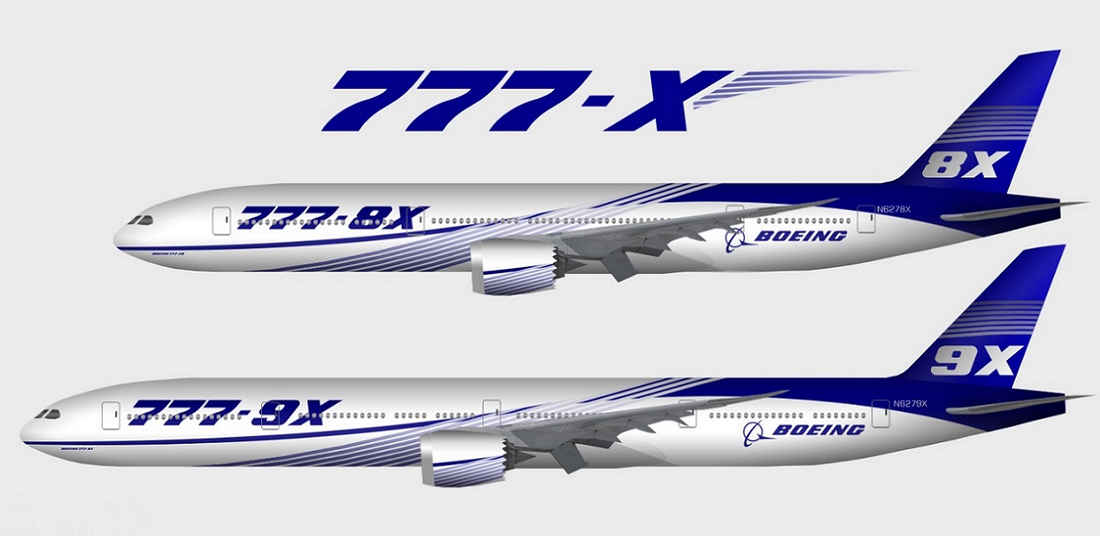 Photo of Fhi Subaru Boeing 777X