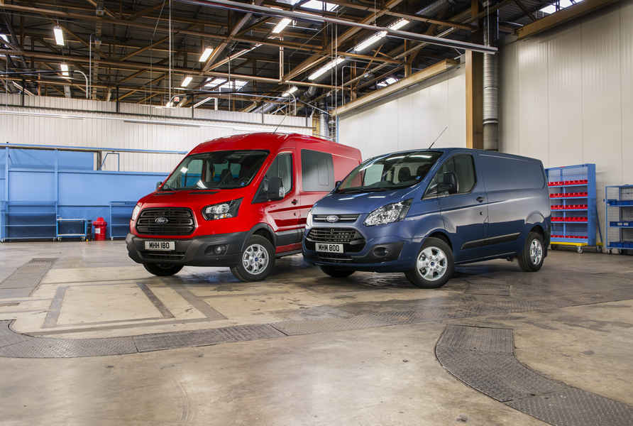 Photo of Nuovo Motore Diesel Ford Ecoblue