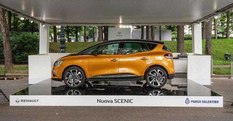Renault al Parco Valentino di Torino 2016 - NEWSAUTO.it