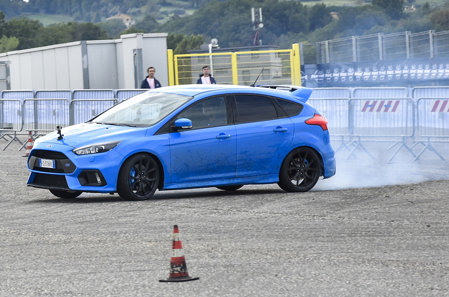 Photo of Ford Performance Park Vallelunga Programma