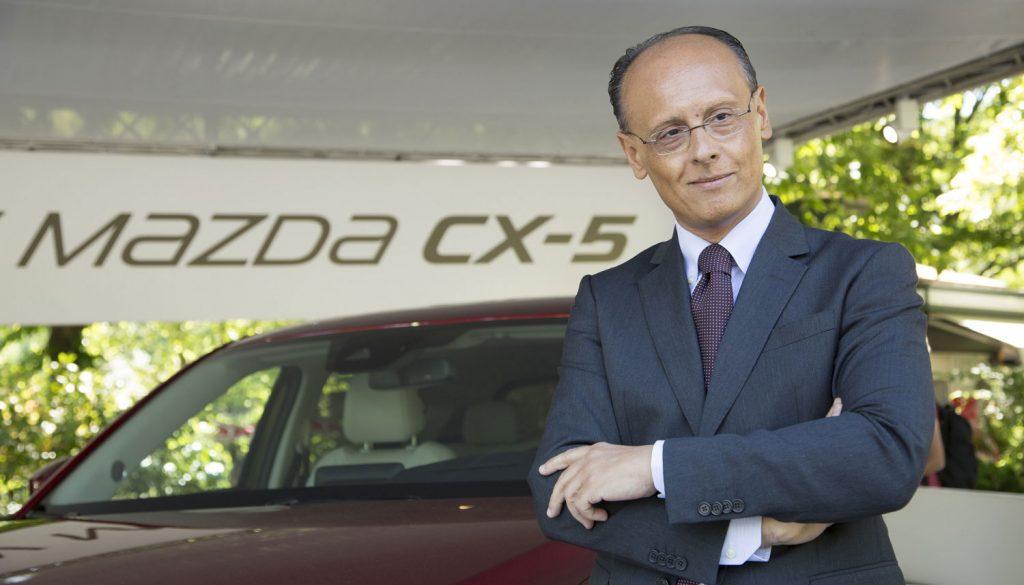 Roberto Pietrantonio Mazda italia