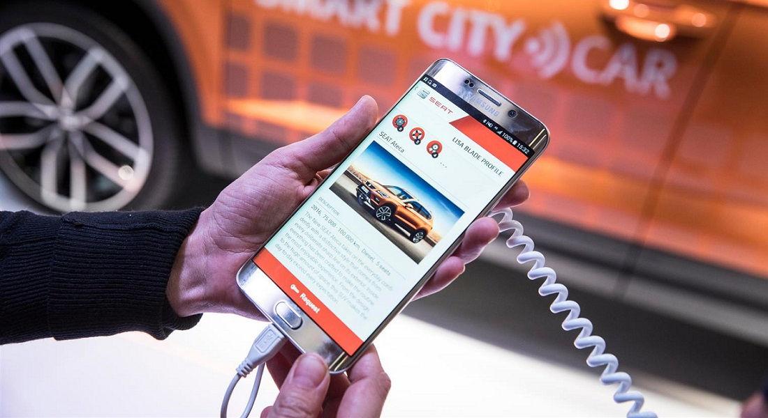 Photo of Seat Car Sharing per I Dipendenti