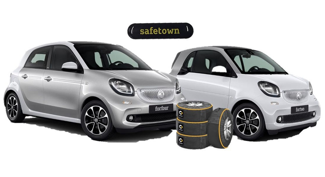Photo of Smart Fortwo e Forfour Safetown