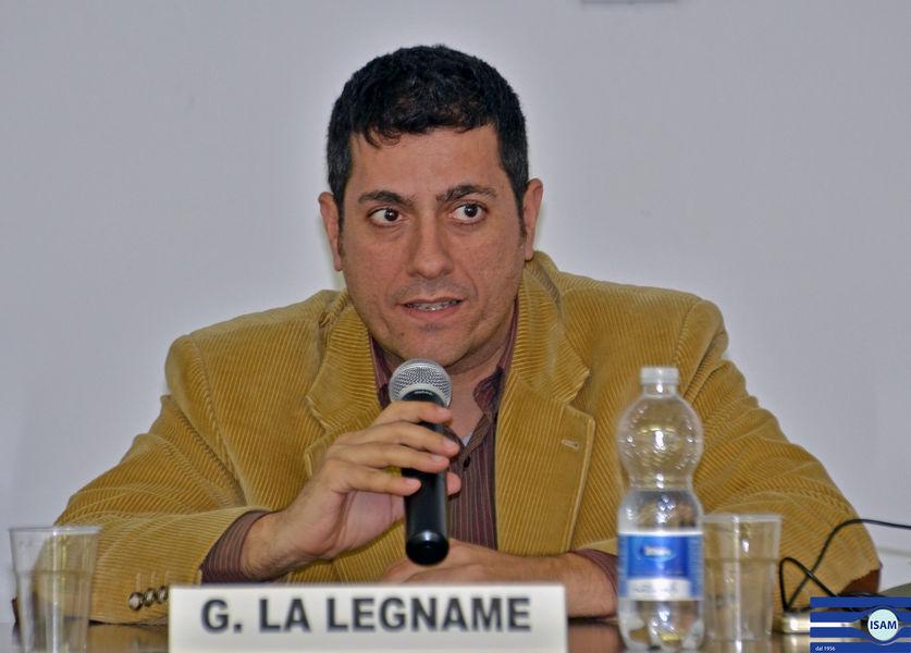 Dott. Gaetano La Legname Presidente della Mobility R-Evolution