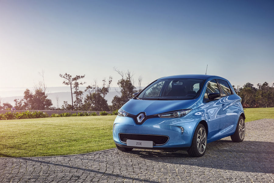 Photo of Renault Zoe Vince La Coppa Fia Energie Alternative 2016