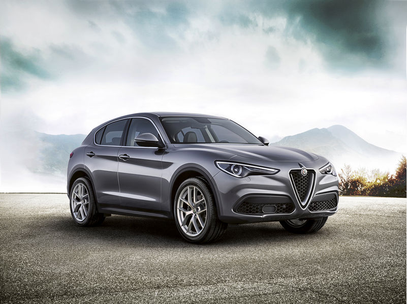 Photo of Alfa Romeo Stelvio First Edition