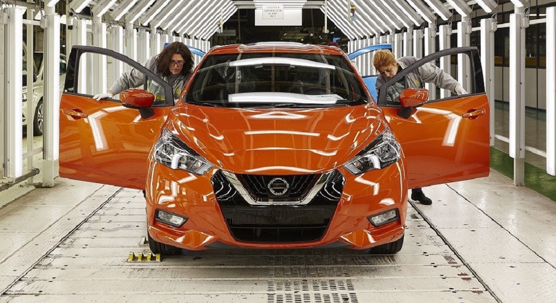 Photo of Nissan Micra Avviata La Produzione