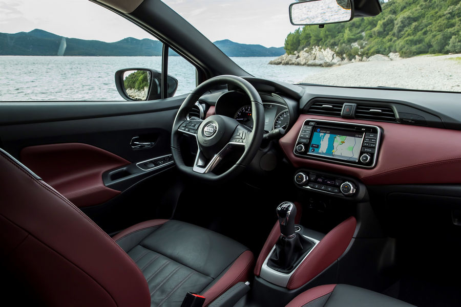 All-New Nissan Micra - Passion Red